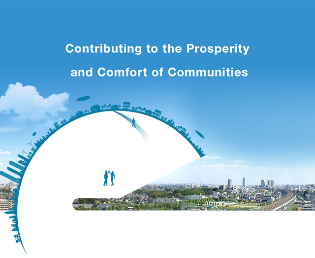 Contributing to the Prosperity and Comfort of Communities